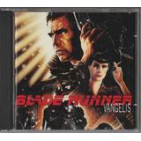 Cd Blade Runner   Trilha Fillme   Vangelis   Importado