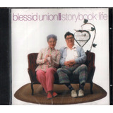 Cd Blessid Union Of Souls Storybook Life 2001 Lacrado