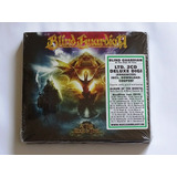 Cd Blind Guardian At The Edge Of Time Deluxe Digipak Lacrado