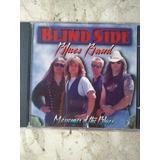 Cd Blindside Blues Band   Messenger Of The Blues