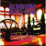 Cd Blindside Blues Band Generator Importado