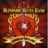 Cd Blindside Blues Band Keepers Of The Flame