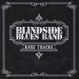Cd Blindside Blues Band Rare Tracks Importado