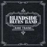 Cd Blindside Blues Band Rare Tracks