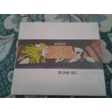 Cd Blink   182 California  Novo Lacrado De Fabrica