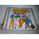 Cd Blitz   As Aventuras Da Blitz 2002 Br Lacrado