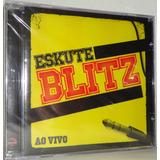 Cd Blitz   Eskute Blitz   Ao Vivo
