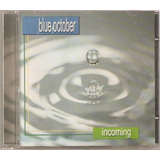 Cd Blue October   Incoming   1996 Aphex