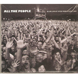 Cd Blur   All The People Live   Lacrado Duplo Digipack