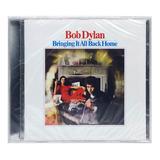 Cd Bob Dylan   Bringing It All Back Home   Importado   Lacra