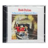 Cd Bob Dylan   Subterranean Homesick Blues   Importado   Lac