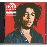 Cd Bob Marley & The Wallers   Rebel Music