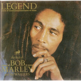 Cd Bob Marley   Legend   The Best Of   Novo Lacrado