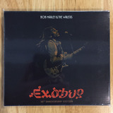 Cd Bob Marley Exodus 30th Anniversary Edition 1ª Edição Raro