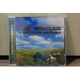 Cd Bob Sinclair   Western Dream  achados E Descobertas