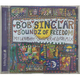 Cd Bob Sinclair Soundz Of Freedom   A2