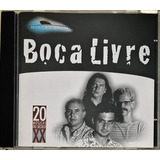 Cd Boca Livre Millennium 1999   C1