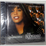 Cd Bodyguard   O Guarda Costas Whitney Houston
