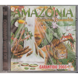 Cd Boi Bumbá Garantido   Amazonia Santuario Esmeralda
