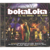 Cd Bokaloca   Ta Na Hora   Ao Vivo  part Sampa Crew  novo