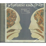 Cd Bombay Bicycle Club A Different Kind Of Fix 2011 Lacrado