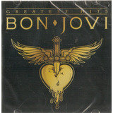 Cd Bon Jovi   Greatest Hits   Novo Lacrado