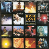 Cd Bon Jovi   One Wild Night   Live 1985 2001   Novo