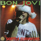 Cd Bon Jovi   Seattle Survivors   Semi Novo