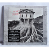 Cd Bon Jovi   This House Is Not For Sale   Deluxe Lacrado