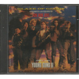 Cd Bon Jovi Blaze Of Glory Young Guns Ii Raro