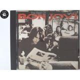 Cd Bon Jovi Icon The Best Of Crossroad   I2
