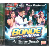 Cd Bonde Do Brasil   Ao Vivo No Espazzio