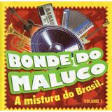 Cd Bonde Do Maluco   A Mistura Do Brasil