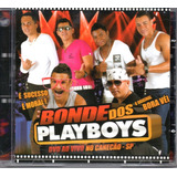 Cd Bonde Dos Playboys   Cd Do Dvd