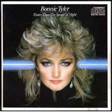 Cd Bonnie Tyler   Faster Than The Speed Of Night