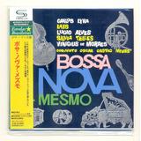 Cd Bossa Nova Mesmo   Lyra Silvia Telles Vinícius Lais 1960
