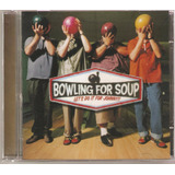 Cd Bowling For Soup   Let s Do It For Johnny   2000 Virgin