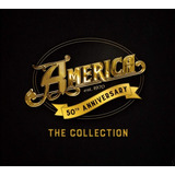 Cd Box America 50 Aniversário The Collection