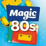 Cd Box Anos 80 Magic 80s  04 Cds 80 Músicas