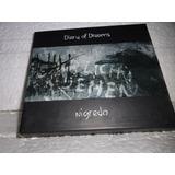 Cd Box Diary Of Dreams   Nigredo Importado Pronta Entrega