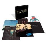 Cd Box Eagles The Studio Albums 1972 1979