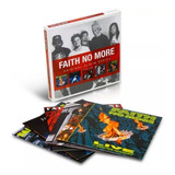 Cd Box Faith No More Original Album Series Importado