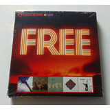 Cd Box Free 5 Classic Albums Fire Water Heartbreaker Highway