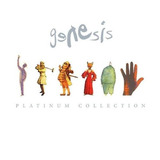 Cd Box Genesis   The Platinum Collection   3 Cds   Importado