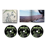 Cd Box Metallica And Justice For All Expand Edition 03 Cds
