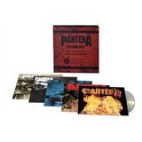 Cd Box Pantera The Complete Studio Albums 1990 2000