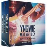 Cd Box Yngwie Malmsteen Blue Lightning Deluxe