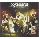 Cd Boyce Avenue Live In Los Angeles Importado