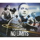 Cd Boyce Avenue No Limits Importado