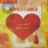 Cd Boys Like Girls Love Drunk   C8